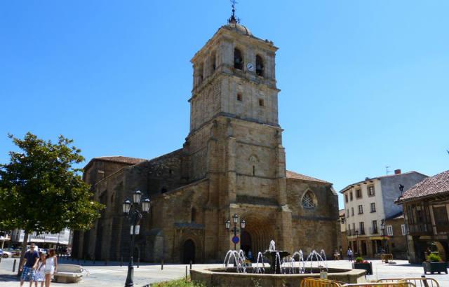 Colegiata de Aguilar de Campoo - Destino Castilla y León