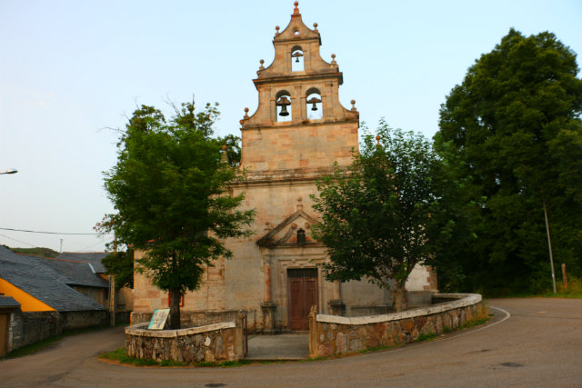 Santuario de Carrasconte en el Valle de Laciana