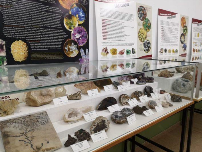 aula geológica Robles de Laciana