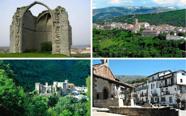 Recorrido por la Ruta del Jamón en Salamanca. Guijuelo, Béjar, Candelario y Montemayor del Pino - Destino Castilla y León