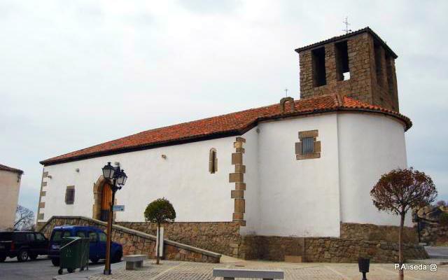 Iglesia de Santiago de Béjar - Imagen de Béjar Biz