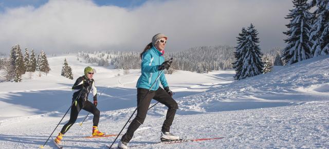Esquí de Fondo en la Covatilla Fuente: Lugares de Nieve