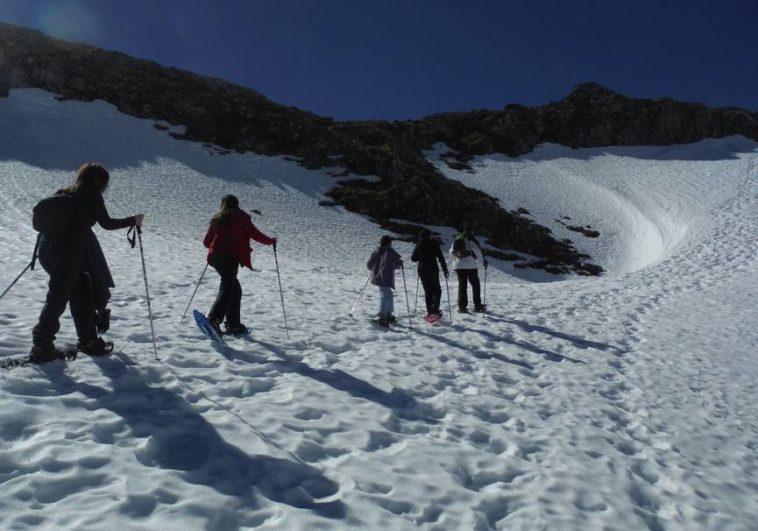 Esquí de travesía nivel básico en León Fuente: Nattule