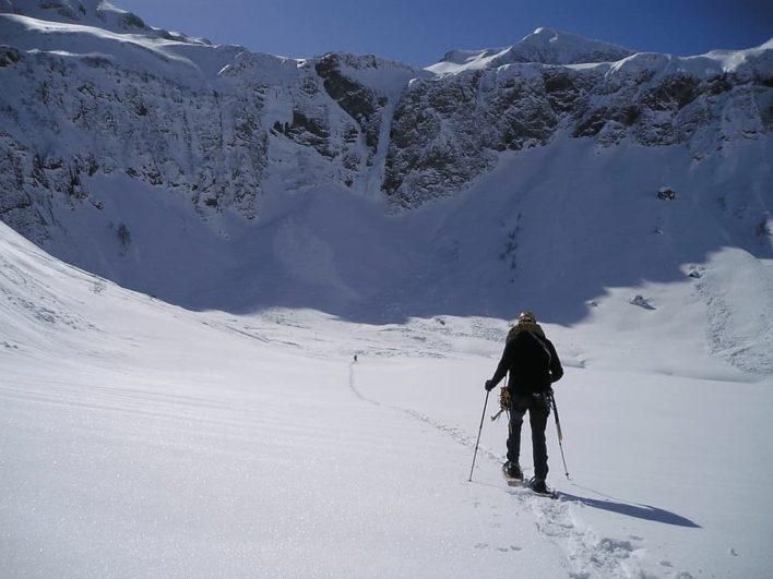 ruta raqueta de nieve Sierra de la Demanda y Merindades Fuente: Simon -Pixabay