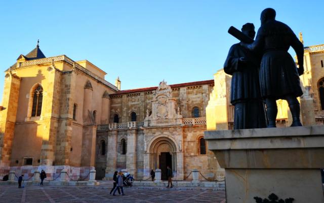 Colegiata de San Isidoro de León - Destino Castilla y León