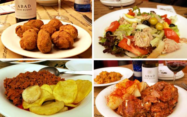 Comida en León, en el Restaurante Ezequiel - Destino Castilla y León