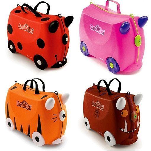 maletas infantiles Trunki