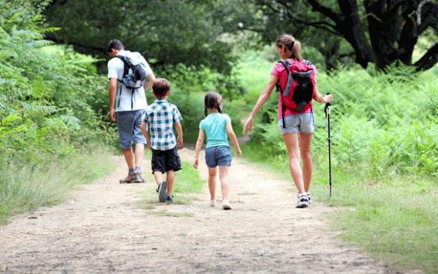 El camino de Santiago en familia - Imagen de Camino