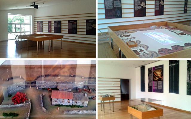 Exposición interior del Centro de Interpretación de los Castros - Destino Castilla y León