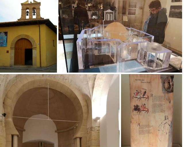 Iglesia de San Salvador de Palat del Rey - Destino Castilla y León