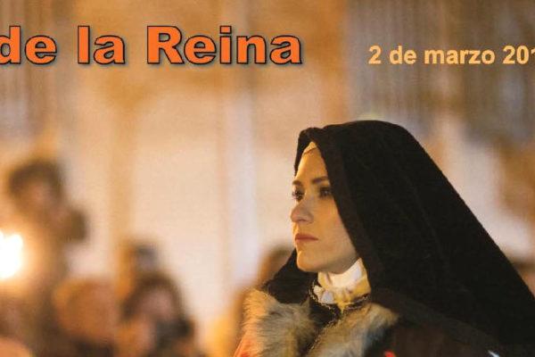 Recreación de la llegada de la reina Juana a Tordesillas 2019