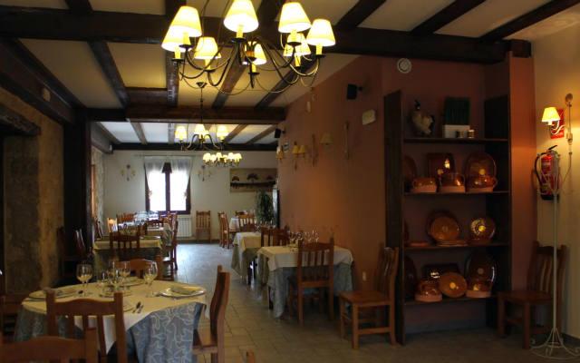 Restaurante Las baronas - Imagen del restaurante