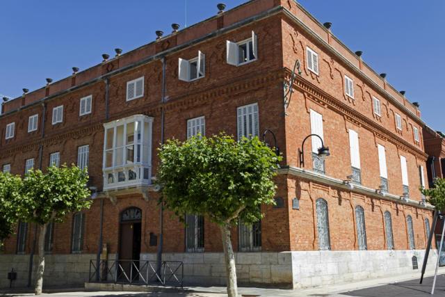 Fachada de la Casa de Solita - Destino Castilla y León
