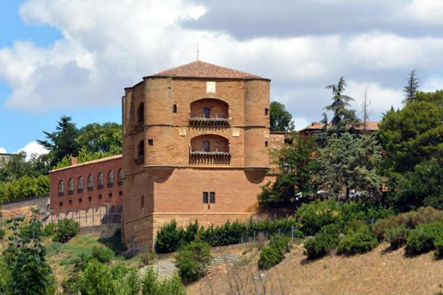 Castillo de Benavente - Imagen de Degusta Castilla y León