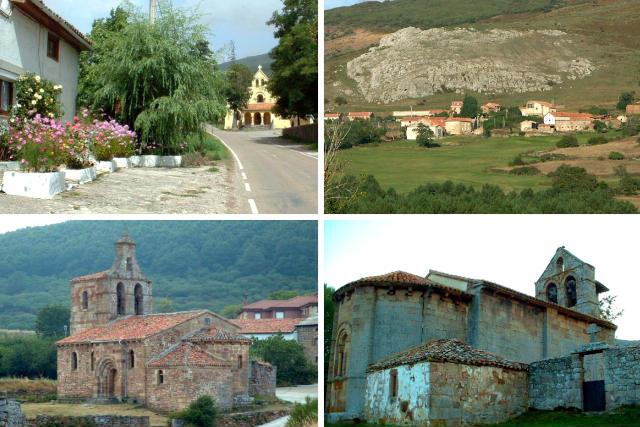Ruta por las pedanias de Brañosera - Composición de Destino Castilla y León