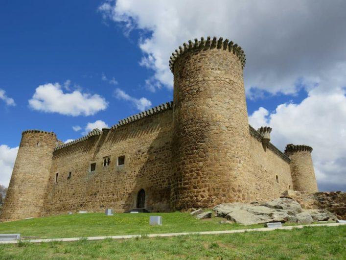 Castillo de Valdecorneja_El Barco de Ávila