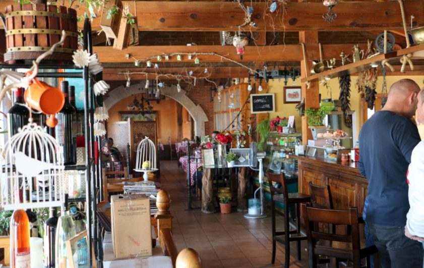 Restaurante la Posada de Moradillo de Roa