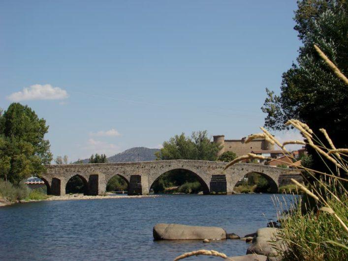 Puente románico de El Barco de Ávila