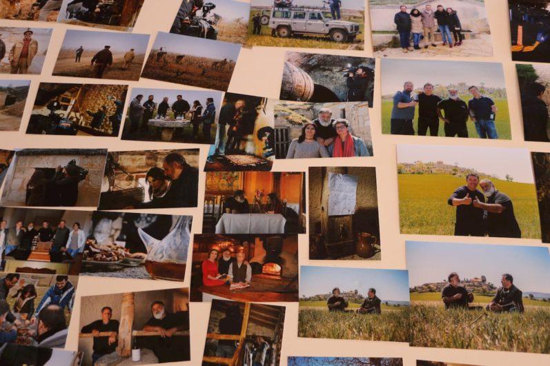 Recopilación de fotografías en el Ayuntamiento de Moradillo de Roa