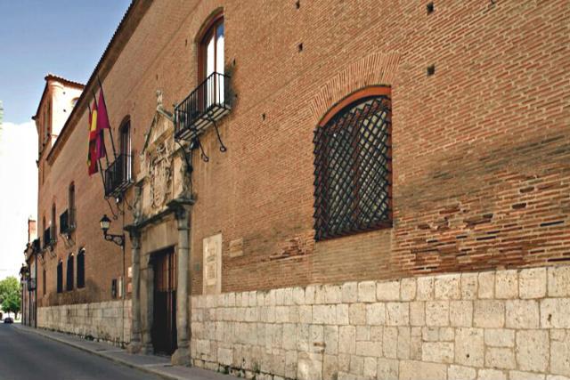 Palacio de los Dueñas en Medina del Campo - Imagen del Ayto. Medina del Campo