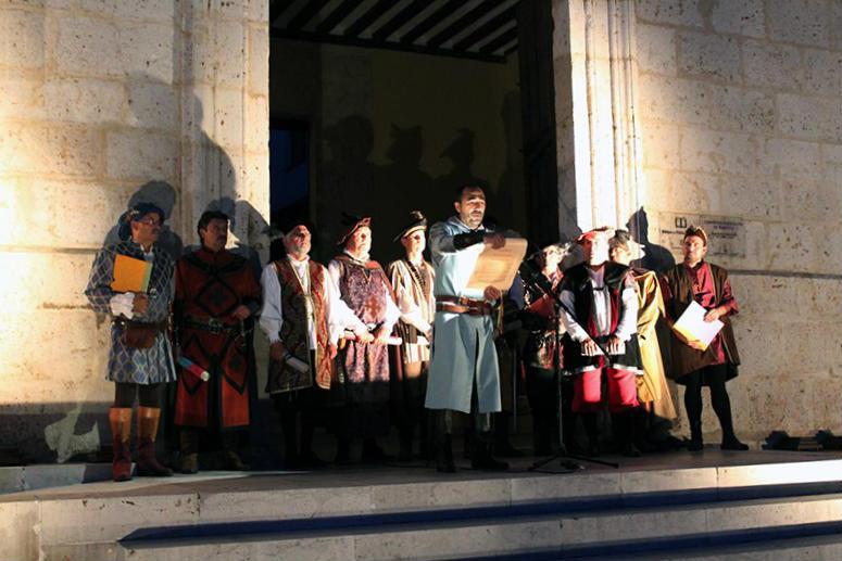 525 aniversario de la firma del Tratado de Tordesillas - Imagen de Tordesillas al Día