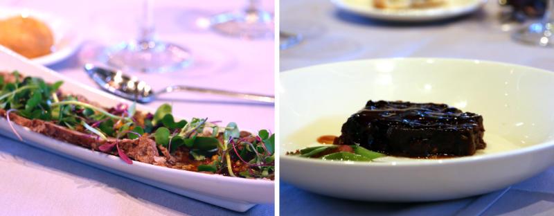Fiambre de carne de wagyu, fría y caliente - Destino Castilla y León