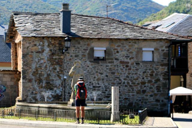 Peregrino en el Camino - Destino Castilla y León