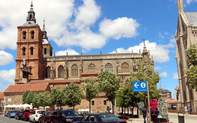 Catedral de Astorga - Destino Castilla y León