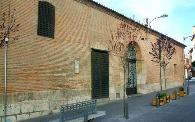 Capilla de San Juan de la Cruz en Medina del Campo - Imagen de Wikipedia