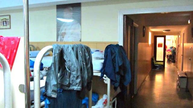 Interior del albergue de Las Carbajalas - Imagen de RayyRosa