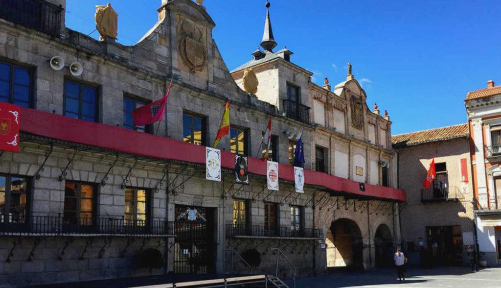 Rutas Culturales Y Religiosas Por Medina Del Campo Destinocyl