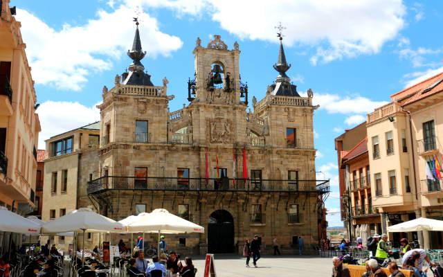 Ayuntamiento de Astorga - Destino Castilla y León