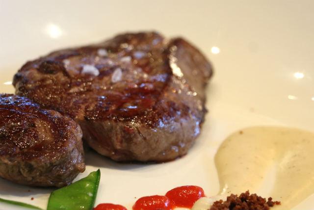 Solomillo de carne de wagyu a la parrilla - Destino Castilla y León
