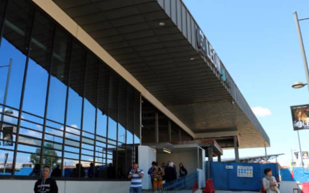 Llegada a León a la estación del AVE - Destino Castilla y León