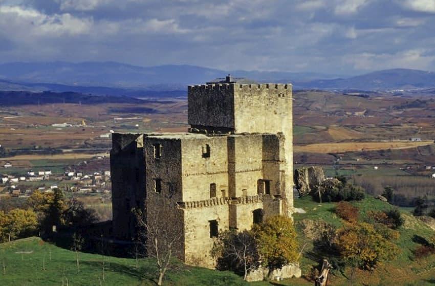 Castillo de Corullón en El Bierzo (1)