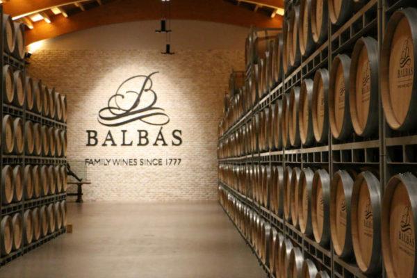 Enoturismo en Bodegas Balbás - Destino Castilla y León