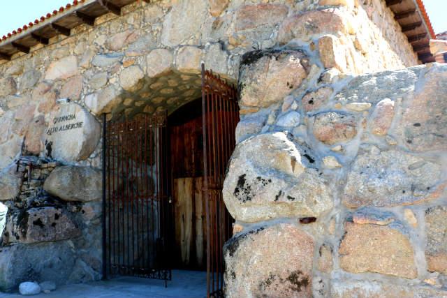 Llegada a la bodega Garnachas Alto Alberche - Destino Castilla y León