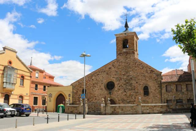 Iglesia de San Bartolomé - Destino Castilla y León