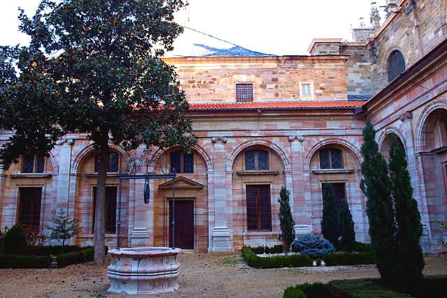 Claustro de la Catedral de Astorga - Imagen de David Perez