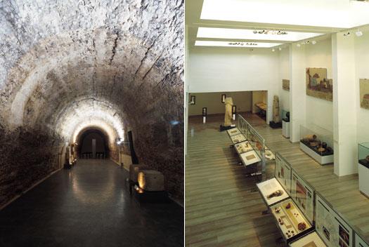 Museo romano de Astorga en los restos de l a Ergastula - Imagen del Museo