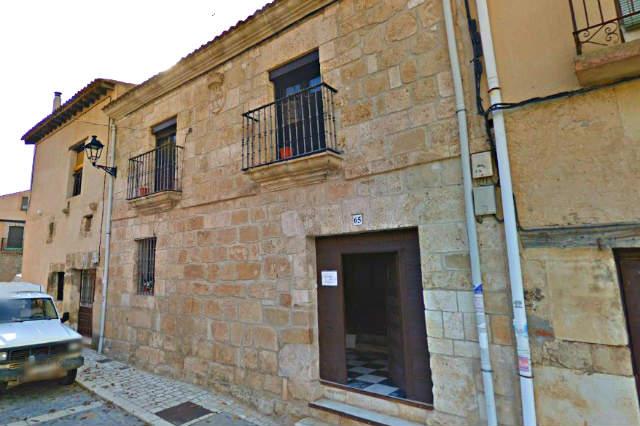 Casa Palacio de los Duques de Osuna en Gumiel de Izán - Destino Castilla y León