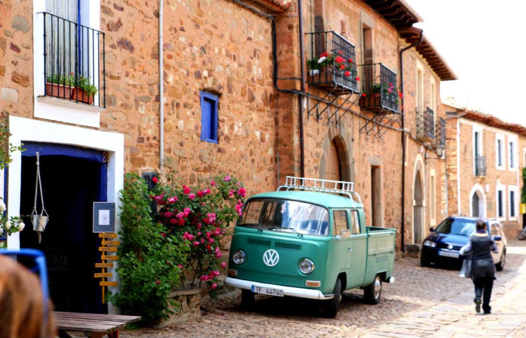 Castrillo de los Polvazares - Destino Castilla y León