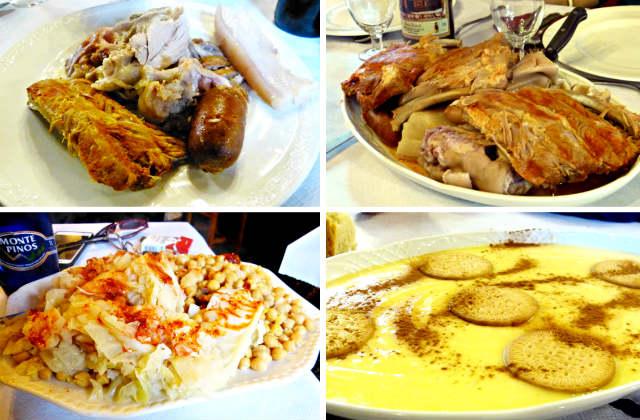 Cocido maragato disfrutado en otra ocasión en Castrillo de los Polvazares - Destino Castilla y León