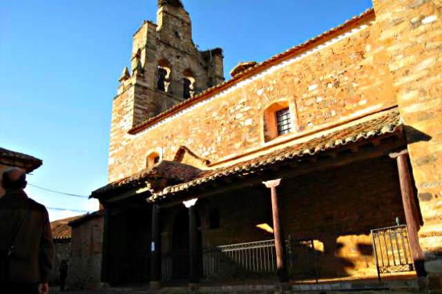 Iglesia de San Juan Bautista - Destino Castilla y León
