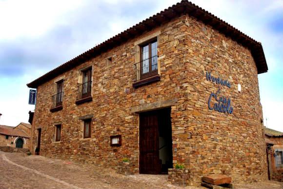 Hotel rural Casa Coscolo - Imagen del hotel