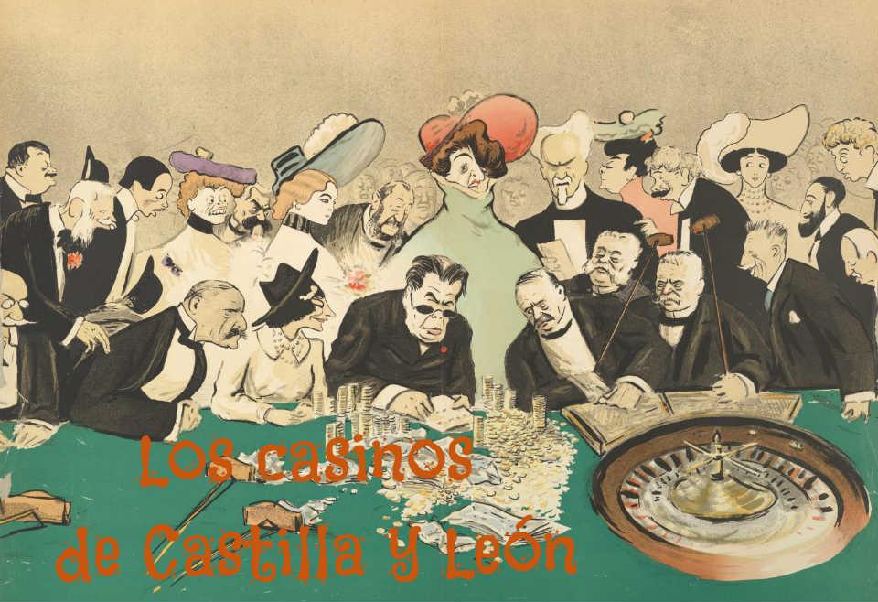 La roulette de Montecarlo - DestinoCyL