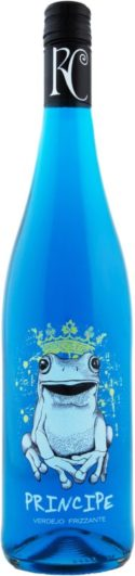 vino azul frizzante Bodega Reina de Castilla
