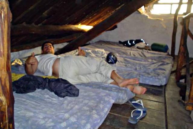 Estancia con camas en Manjarín - Imagen de Consumer - Foto de Cristina