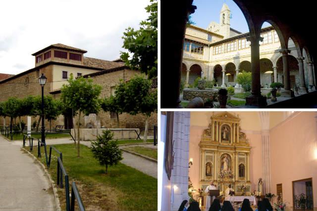 Monasterio de las Madres Franciscanas Concepcionistas - Composición de Destino Castilla y León