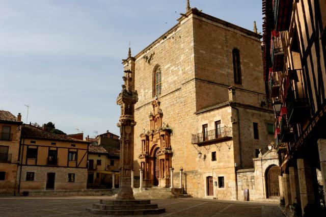 Rollo de Justicia en la plaza - Destino Castilla y León